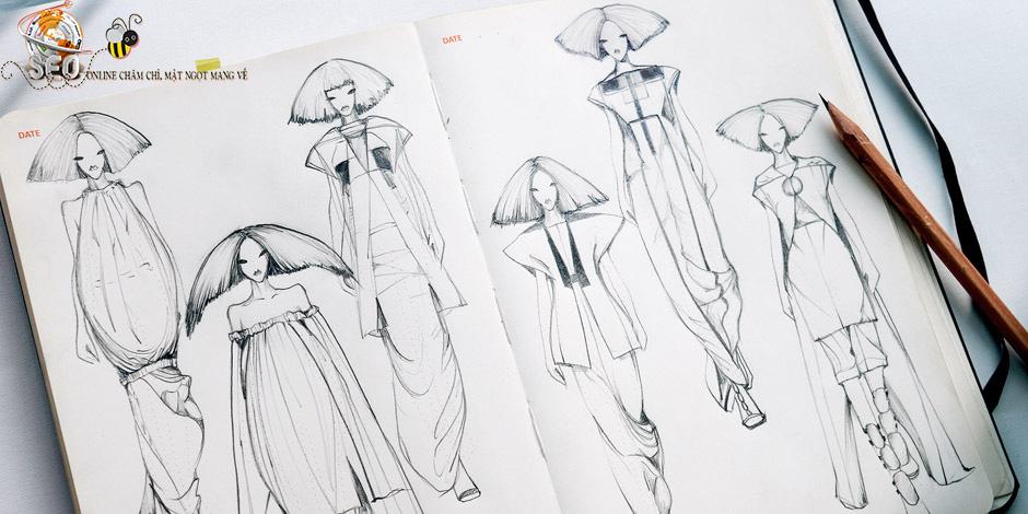 thiết kế quần áo của bạn