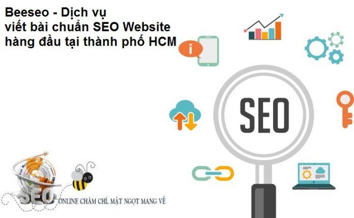 Dịch vụ viết bài chuẩn seo website tại thành phố HCM