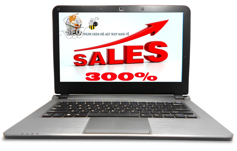 Tăng 300% doanh số nhờ viết bài PR