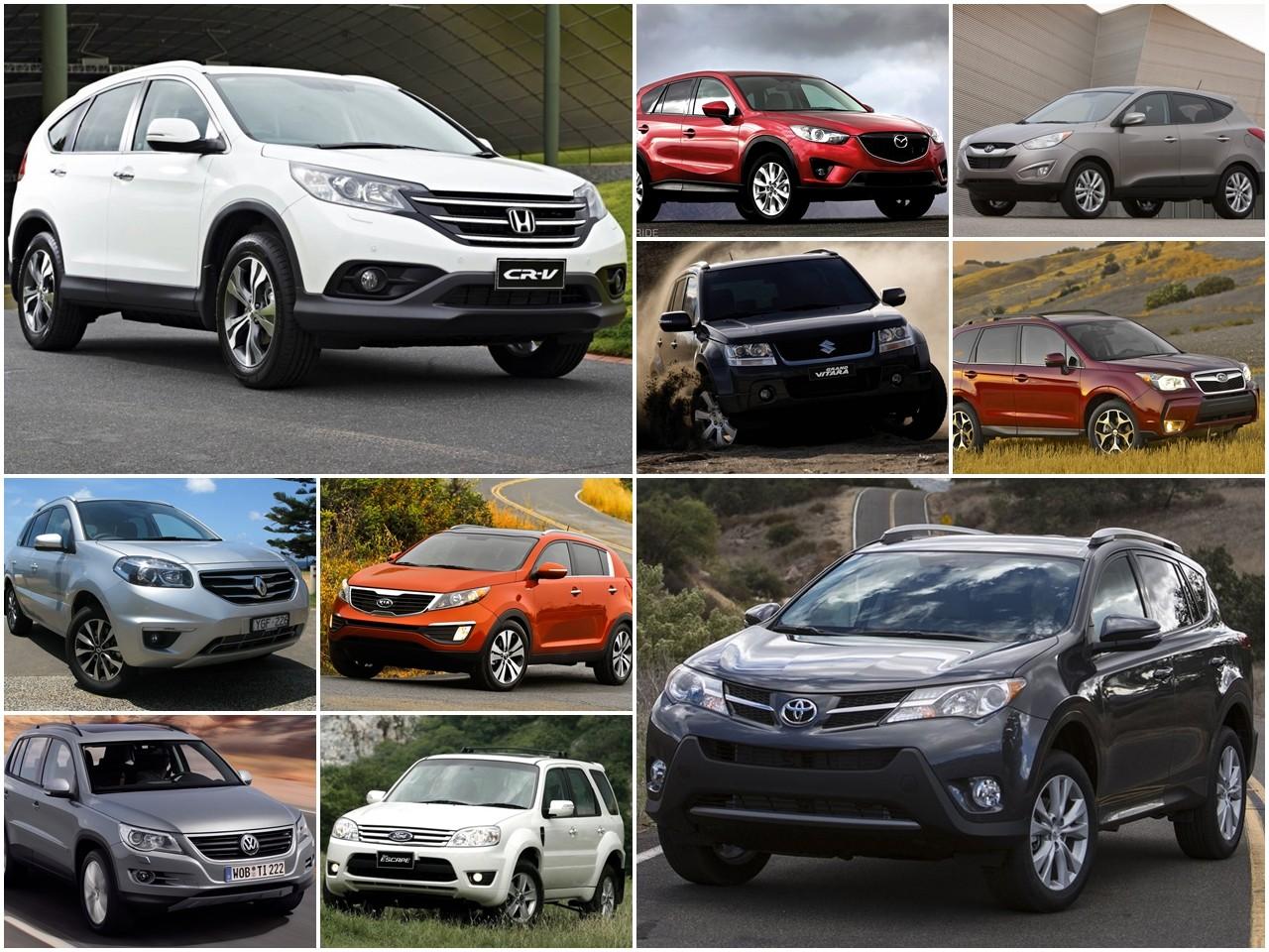 Cạnh tranh ngành ô tô khốc liệt với nhiều thương hiệu khác nhau