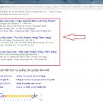 Dịch vụ quảng cáo Google Adwords tại Nghệ An