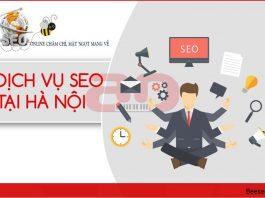 Dịch vụ viết bài chuẩn seo website tại Hà Nội