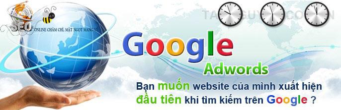Dịch vụ quảng cáo Google Adwords