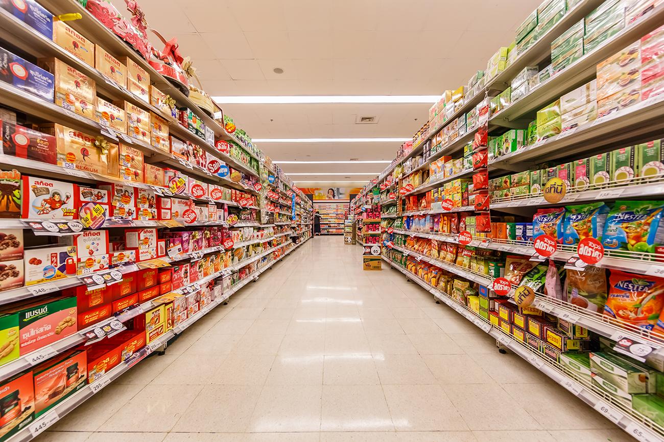 Có vô số nhãn hàng tiêu dùng ở Việt Nam