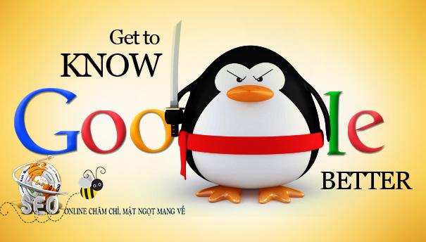 Luật của Google - Các thuật toán tìm kiếm Google