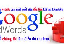 Dịch vụ quảng cáo Google Adwords tại Quảng Trị