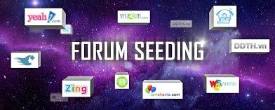 Dịch vụ Forum Seeding tại tp HCM (Sài Gòn)