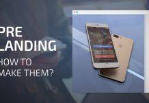"""""""Pre-landing page"""" là gì & vì sao nên sử dụng pre - landing"""