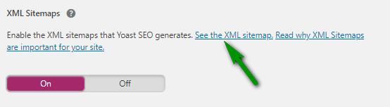 hướng dẫn tạo xml sitemap