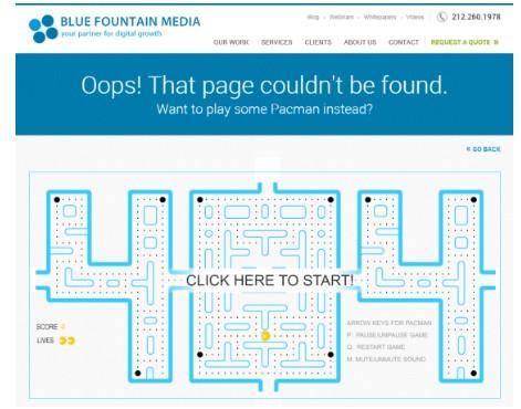 tối ưu trải nghiệm người dùng sửa lỗi 404