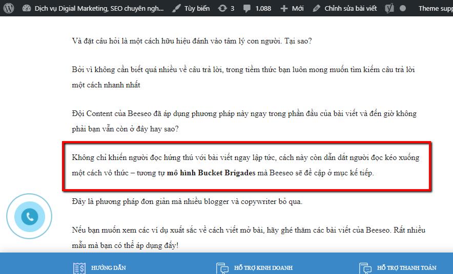 tips viết bài chuẩn seo