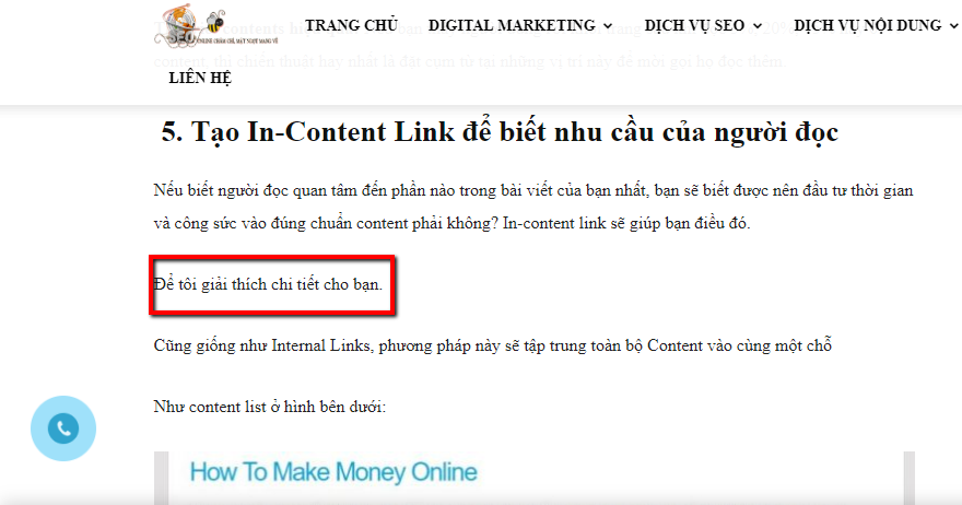 tips viết content chuẩn seo