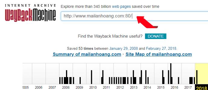 lưu ý khi mua domain cho website