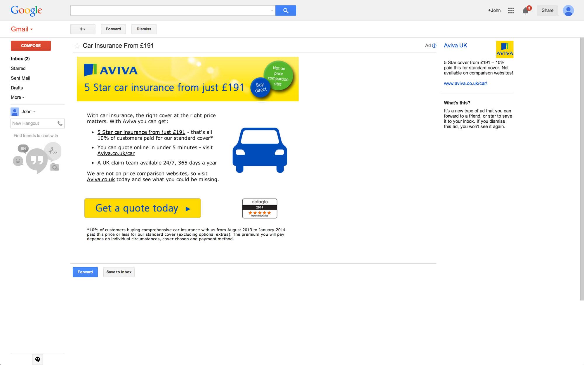 Quảng cáo google ads là gì